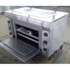 Плита електрична кухонна з жарочною шафою ЕПК-3Ш