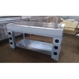 Плита електрична кухонна Ефес ЕПК-6 18 кВт 1550х800х850 мм