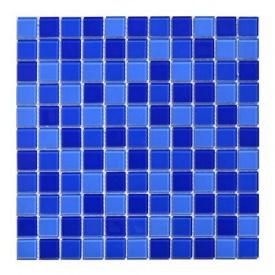 Мозаїка, скляна, Aquaviva Сristall Jamaika Dark DCM301