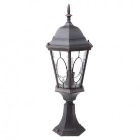 Светильник уличный Brille низкий GL-25 BH rust