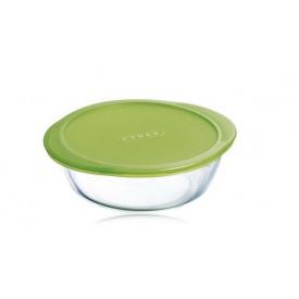 Форма Pyrex Cook&Store 20 см 1 л круглая с крышкой