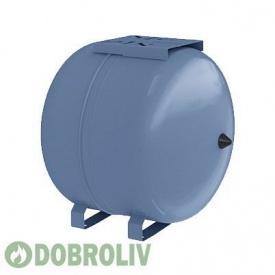 Гідроакумулятор горизонтальний Reflex HW 80, 10 бар