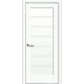 Двери межкомнатные Новый Стиль НОСТРА Линнея Premium 600х2000 мм белый матовый