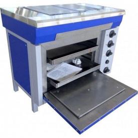 Плита електрична промислова ЕПК-2Ш стандарт 10,2 кВт (1011)