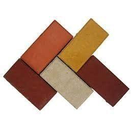 Тротуарна плитка Цеглинка бетонна сухопресована 4 см