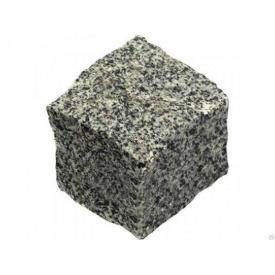 Бруківка гранітна колота 5х5х5 см (Покостівка)