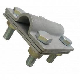 Зажим прут горячеоцинкованный 16 мм 3 мм