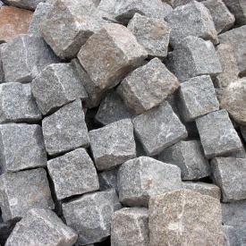 Камень бутовый навалом
