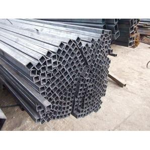 Труба профільна квадратна сталева Ст.3 30х30х2 мм