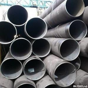 Труба сталева електрозварна Ст.3 530х8 мм