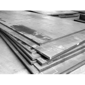 Лист сталевий гарячекатаний Зсп5 10 мм