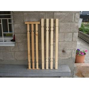 Балясина дерев'яна з сосни