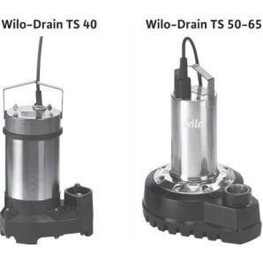 Насос дренажно-фекальний Wilo Drain TS 40/14 3F (2063930)
