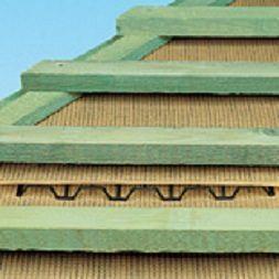 Вентиляційний елемент нижньої захисної плівки Braas 360x120x20 мм