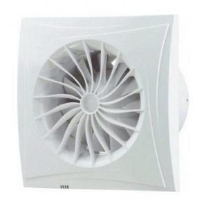 Вентилятор побутовий Blauberg Sileo 100 T 7,5 Вт 107x158x158 мм білий