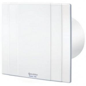 Вентилятор побутовий Blauberg Quatro 125 16 Вт 136x178x201 мм білий