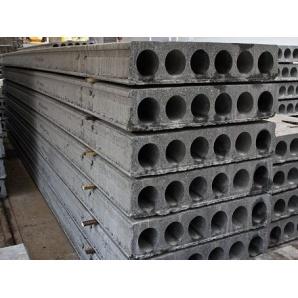 Панель перекриття экструдерна ПК 42-10-8 4180х990х220 мм