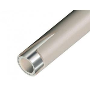 Труба поліпропіленова Hakan армована алюмінієм PN20 25 мм