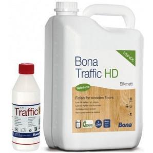 Лак двокомпонентний водний Bona Traffic HD 5 л