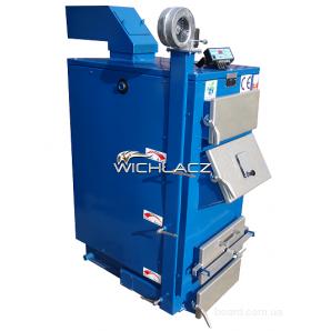 Твердопаливний котел тривалого горіння Wichlacz GK-1 38 кВт (Польща)