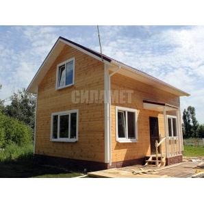 Будівництво дачного будинку каркасного типу