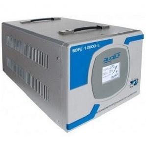 Сервомоторний стабілізатор RUCELF SDF II-12000-L
