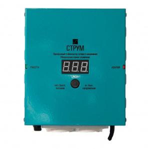Релейний стабілізатор Струм СТР-500