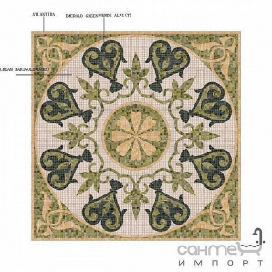 Китайська мозаїка Панно 126804