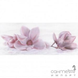 Настінна плитка квітковий декор 250х600 Marconi ARCO LILA MARINA A