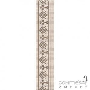 Плитка настінна бордюр Kerama Marazzi Традиція 30х5,7 ADA1838236