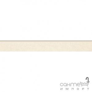 Плитка Paradyz Doblo Bianco Cokol Satyna 7,2х59,8