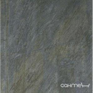 Підлогова плитка, керамограніт 45х45 Marconi LAMPO BLUE LAPPATO (сіра)