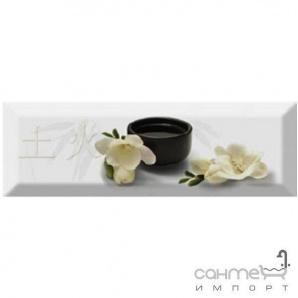 Плитка керамічна декор ABSOLUT KERAMIKA Serie Japan Tea 04 C