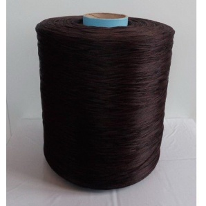 Нить для оверлока ковровой дорожки темно-коричневая