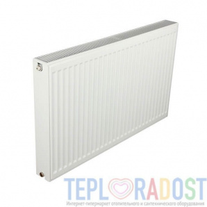 Стальной радиатор E.C.A. K22 500x2000 мм