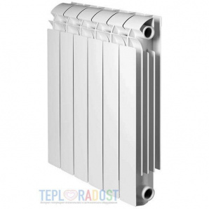 Алюминиевый радиатор Global Radiatori VOX R 500х100 мм