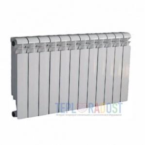Біметалічний радіатор Alltermo Bimetal Super 500х100 мм