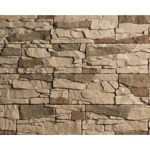 Плитка бетонна Einhorn під декоративний камінь Альпійська скеля 1085, 145x320x40 мм