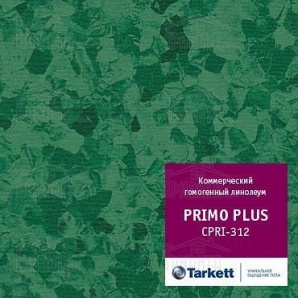 Гомогенний лінолеум Tarkett Primo Plus CPRI-312