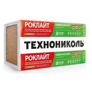 Утеплювач базальтовий ТехноНІКОЛЬ Роклайт 50 мм 30 кг/м3 5,76 кв. м