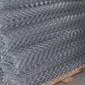Сітка рабиця оцинкована 1,6 мм 2,5х2,5 см 1,5х10 м