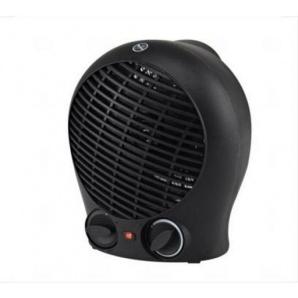 Тепловентилятор EQUATION 2000 Вт чорний с термостатом