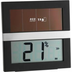 Термогигрометр TFA ECO Solar (305017)