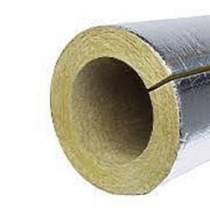 Циліндри базальтові PAROC Pro Section 100 в алюмінієвій фользі 54 мм 30 мм