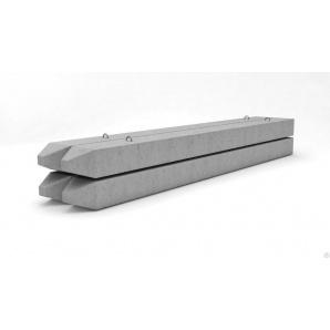 Паля залізобетонна B15 C 40.30-6 4000х300х300 мм