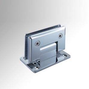 Петля стіна-скло для душової кабіни Haideli HDL-301 90 градусів