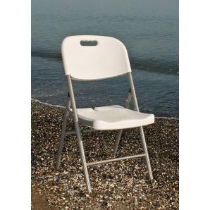 Складаний стілець Onder Mebli PLCBY-5321 білий