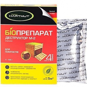 Біопрепарат-деструктор Doktor Hartmut М-2