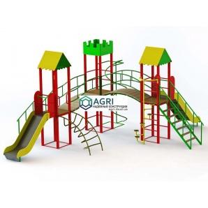 Ігровий комплекс Kiddie 8