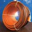 Нагрівальний кабель для теплої підлоги ProfiRoll-600 в стяжку 3,53-4,7 м2 600 Вт